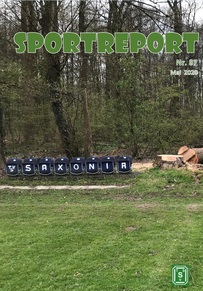 SportReport Nr.86 (Cover)